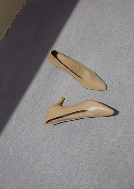 MARTINIANO PARTY SHOE - BEIGE