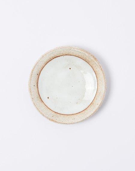 MQuan Studio Dish in Full Moon - White