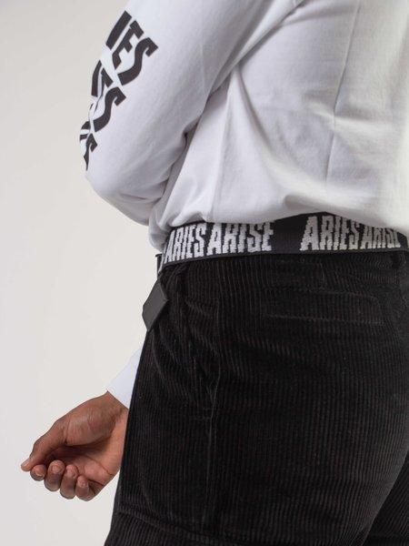Aries Arise Webbing Belt - Black