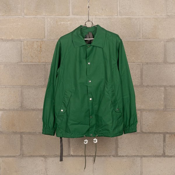 Meanswhile Comfort Coach Jacket - Green