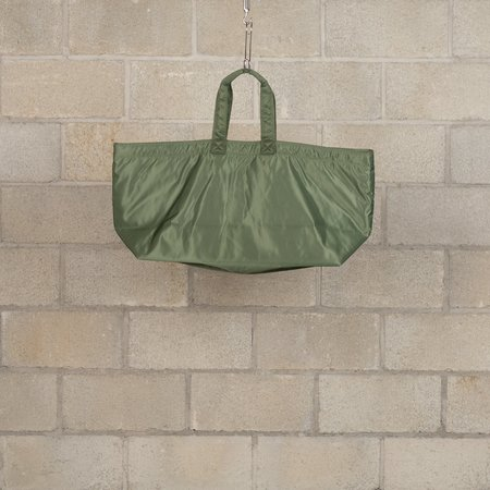 KAPTAIN SUNSHINE Marche Tote - Airforce Green