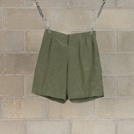 KAPTAIN SUNSHINE Trainer Easy Shorts - Field Green