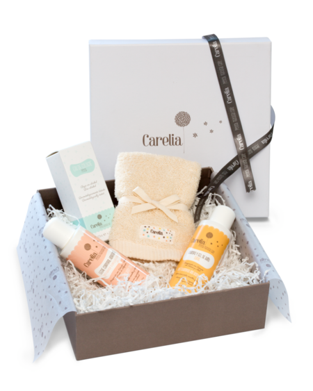 KIDS CARELIA Petits Baby Care Premium Gift Set