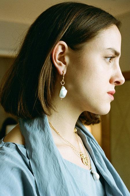 Alighieri The Olive Earrings