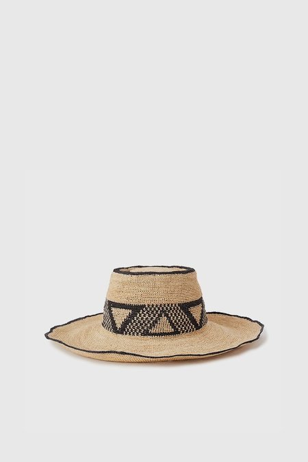 Brixton Pecos Hat - Tan/Black