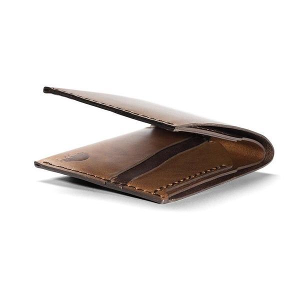 Ezra Arthur No. 6 Wallet - Whiskey