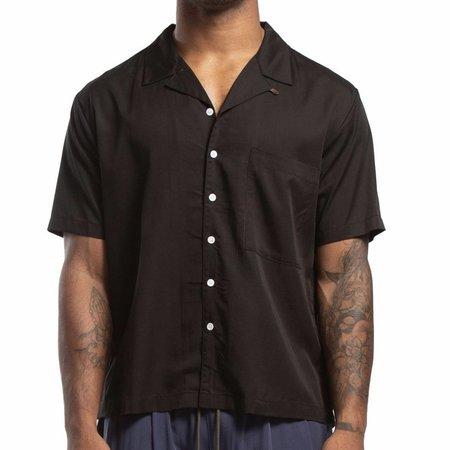 Candor Bascc Lounge Shirt - Black