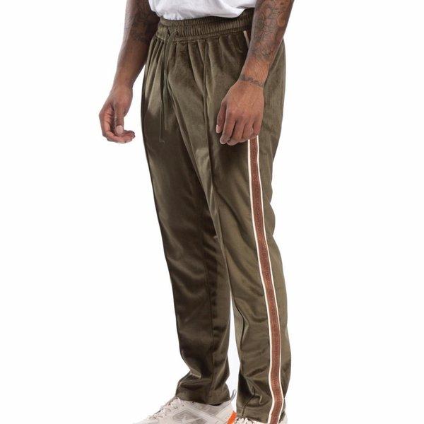 Candor Track Pants - Olive