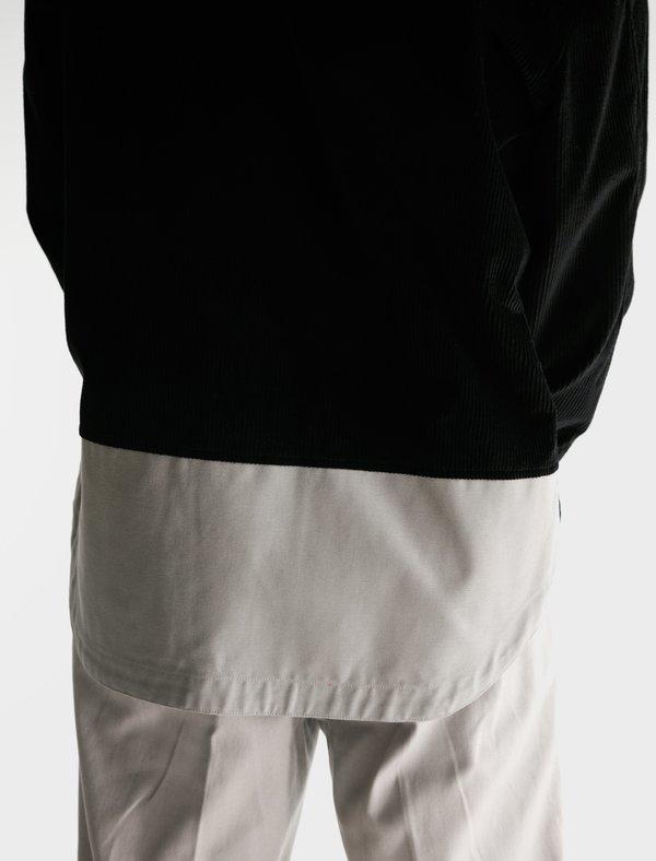Childs Timberline Overshirt - Black