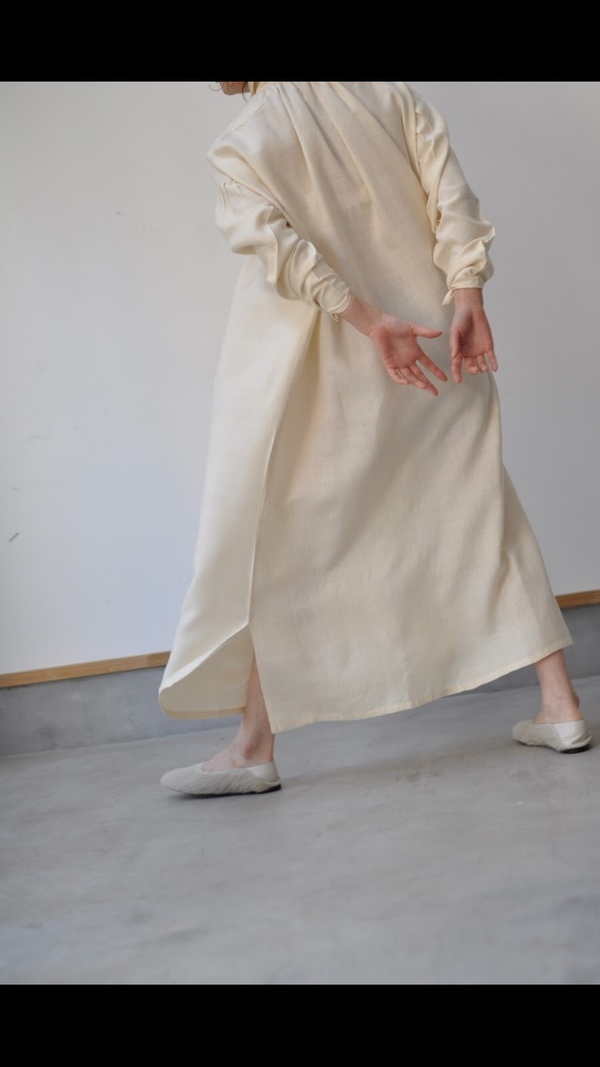 Rosey Stone poète tunic/dress