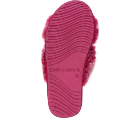 Emu Australia Mayberry Slipper - Frost Berry