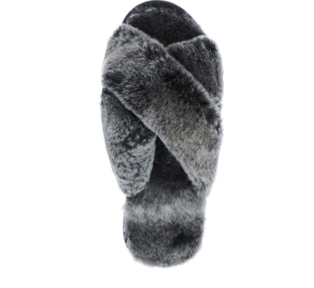 Emu Australia Mayberry Slipper - Frost Black