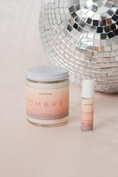 swayandcake Ombre fragrant gift set