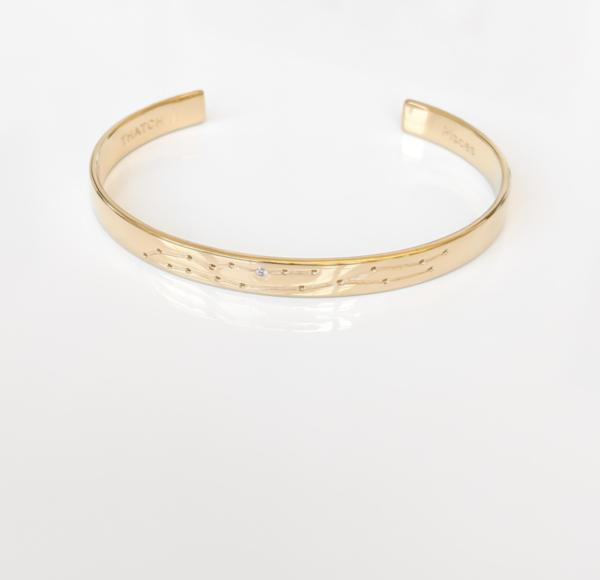 Thatch Constellation Cuff Bracelet
