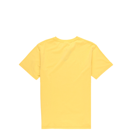 Jungles Off Beat Short Sleeve T-Shirt - Washed Yellow