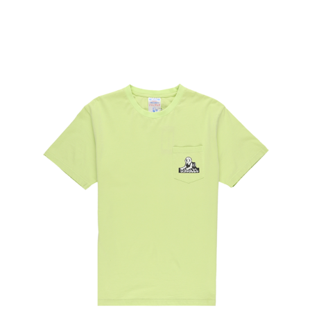 Jungles Sphinx Short Sleeve T-Shirt - Lime