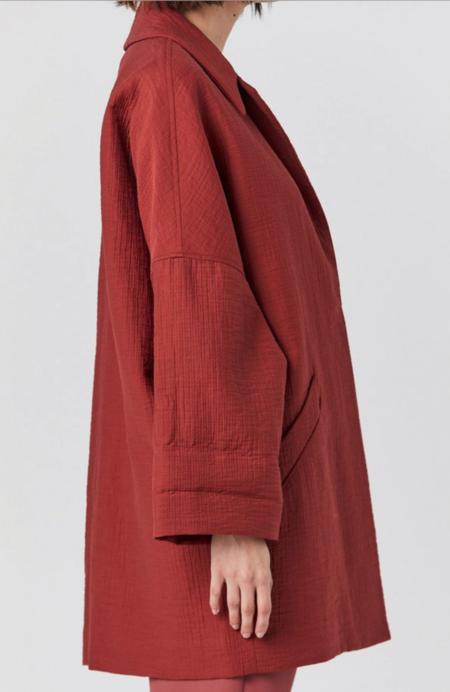 Rachel Comey Current Jacket - Brick Foam