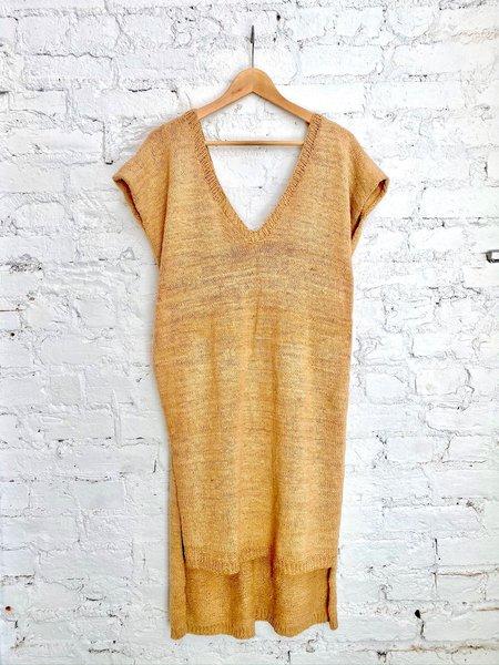 Handspun Hope x Idlewild Vest - Shallot Cotton