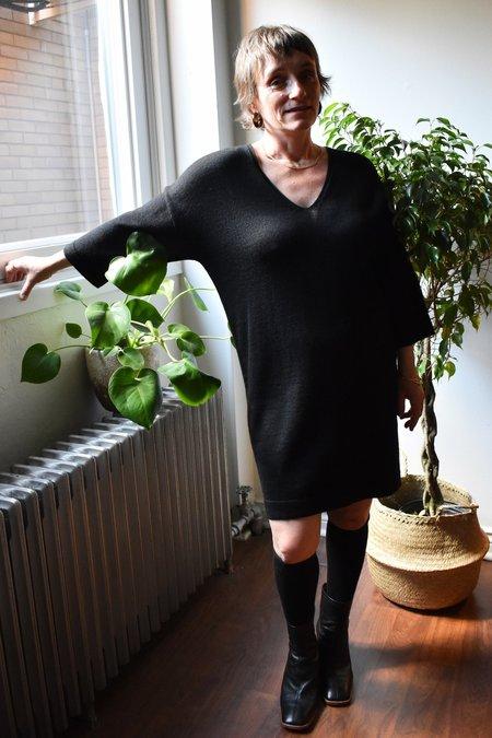 FFORM V-Dress - Black