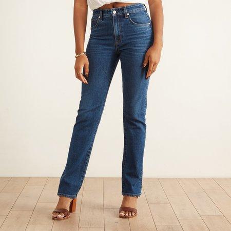 CQY Denim Candid Straight Leg Jeans - Shore