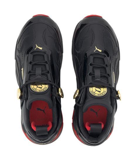 PUMA X BALMAIN CELL STELLAR sneaker - BLACK