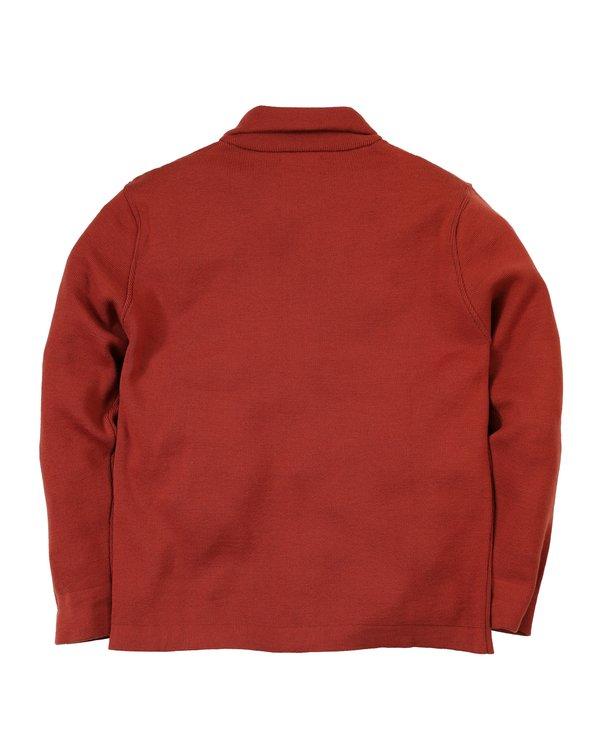 Country of Origin Zip-Thru Merino Jacket