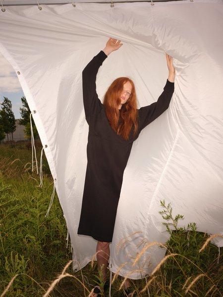 Odeyalo Calem Sweater Dress - Black