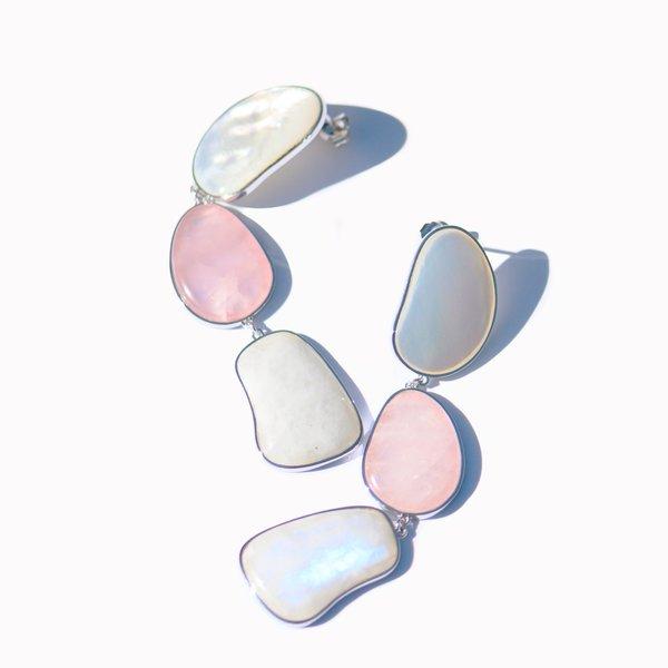 Ming Yu Wang Opera Earrings