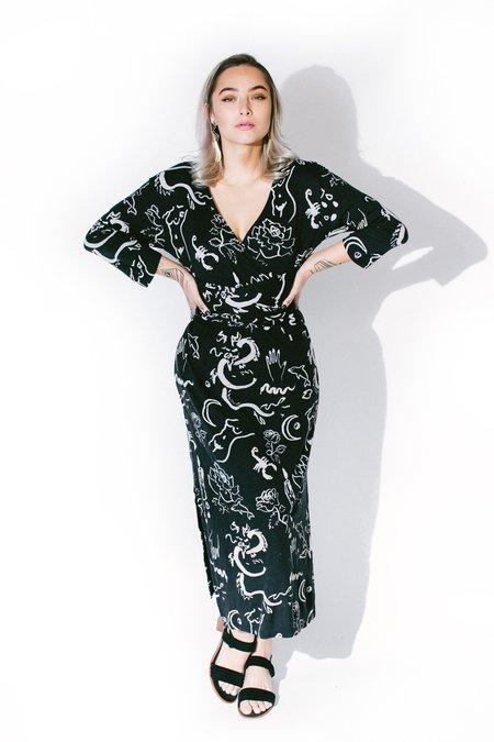 Paloma Wool cannavaro dress