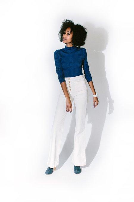 Ajaie Alaie second skin pullover - electric blue