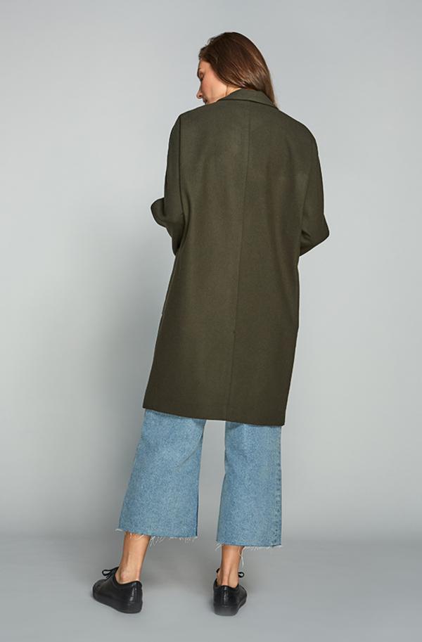 Obakki Kaia Coat - Moss