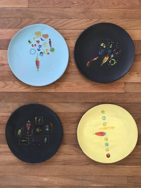 Lisa Neimeth Ceramics Platters