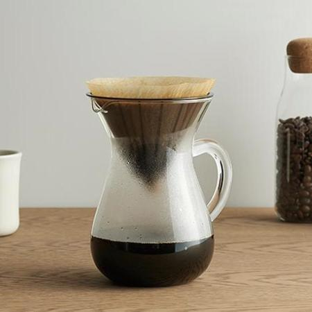 Kinto Japan 4 cup Coffee Carafe w/ Paper Filter