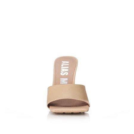 Alias Mae Leni Leather Sandals - Natural