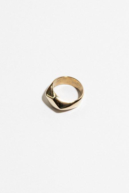 Slantt Jasper Ring