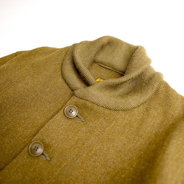The Real McCoy's & Co. CCC Jacket - Olive