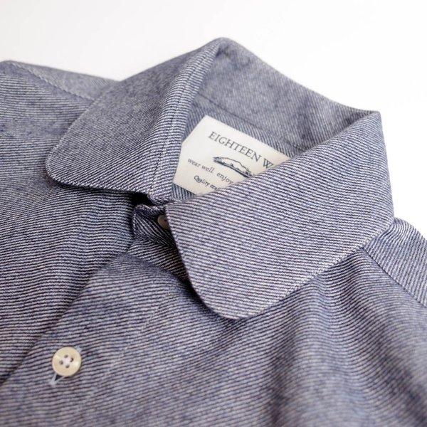 18 Waits Custom Woodsman Georgian Bay Flannel shirt