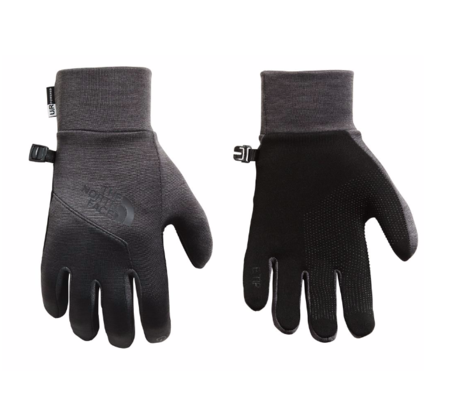 The North Face eTip Glove - Dark Grey Heather