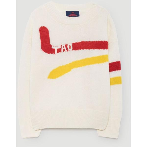 Kids The Animals Observatory Bull Sweater