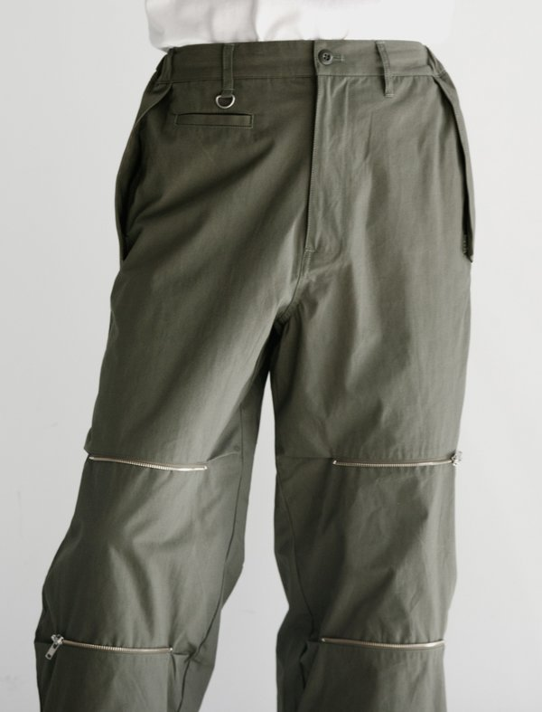 Phingerin Charmy Pants - Olive