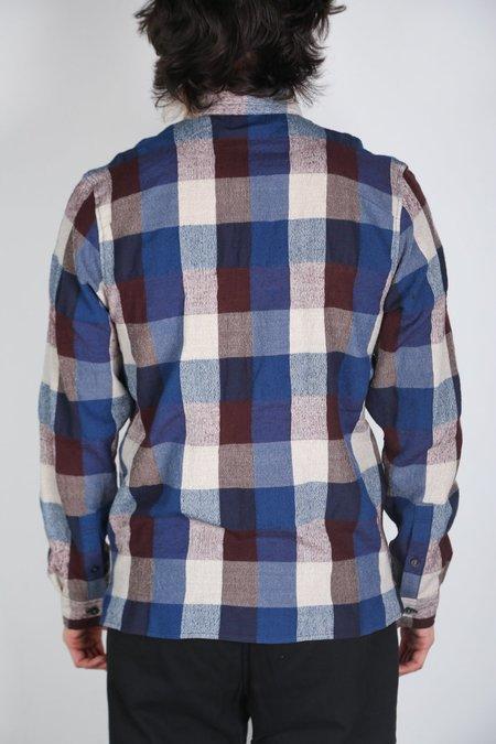 John Elliott Sly Wool Straight Hem Shirt