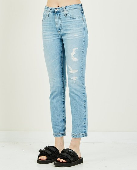 AG Jeans ISABELLE STRAIGHT LEG DENIM - 23 YEARS CINEMATIC
