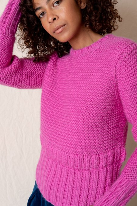 Ajaie Alaie COTTON CANDY PULLOVER