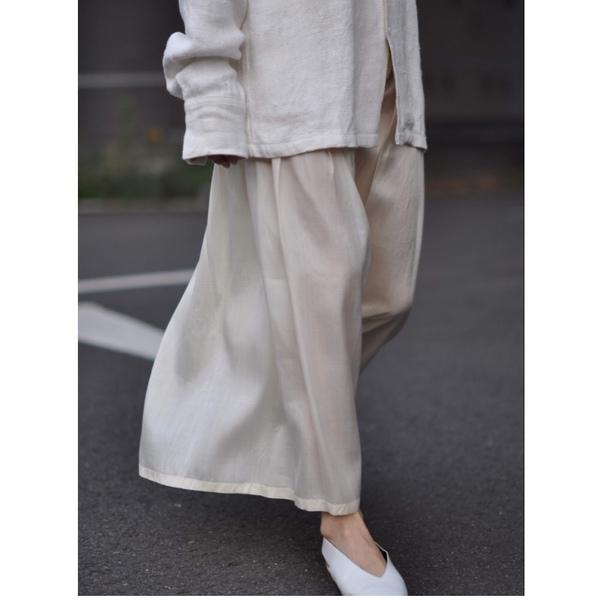 Rosey Stone Audrey Skirt - White