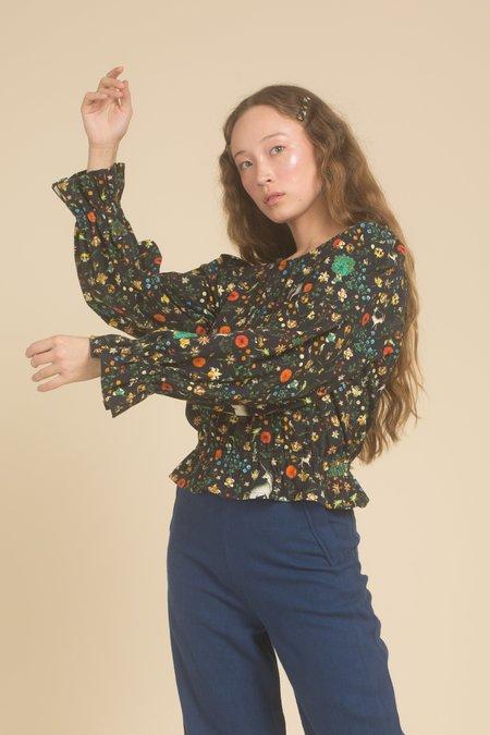 Samantha Pleet Cloud Shirt - Black Illuminated