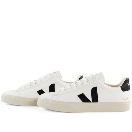 Veja Campo Sneakers - White/Black