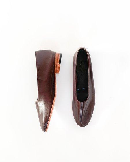 Martiniano Glove Shoe - Dark Umber