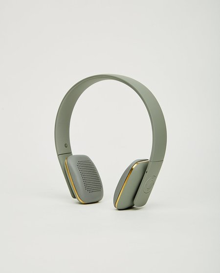 KREAFUNK AHEAD BLUETOOTH HEADSET - GREY