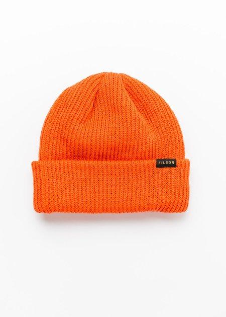 Filson Watch Cap - Orange