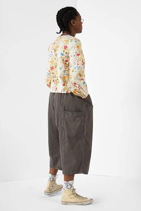 Anglan Multi Pocket Pants - Faded Grey